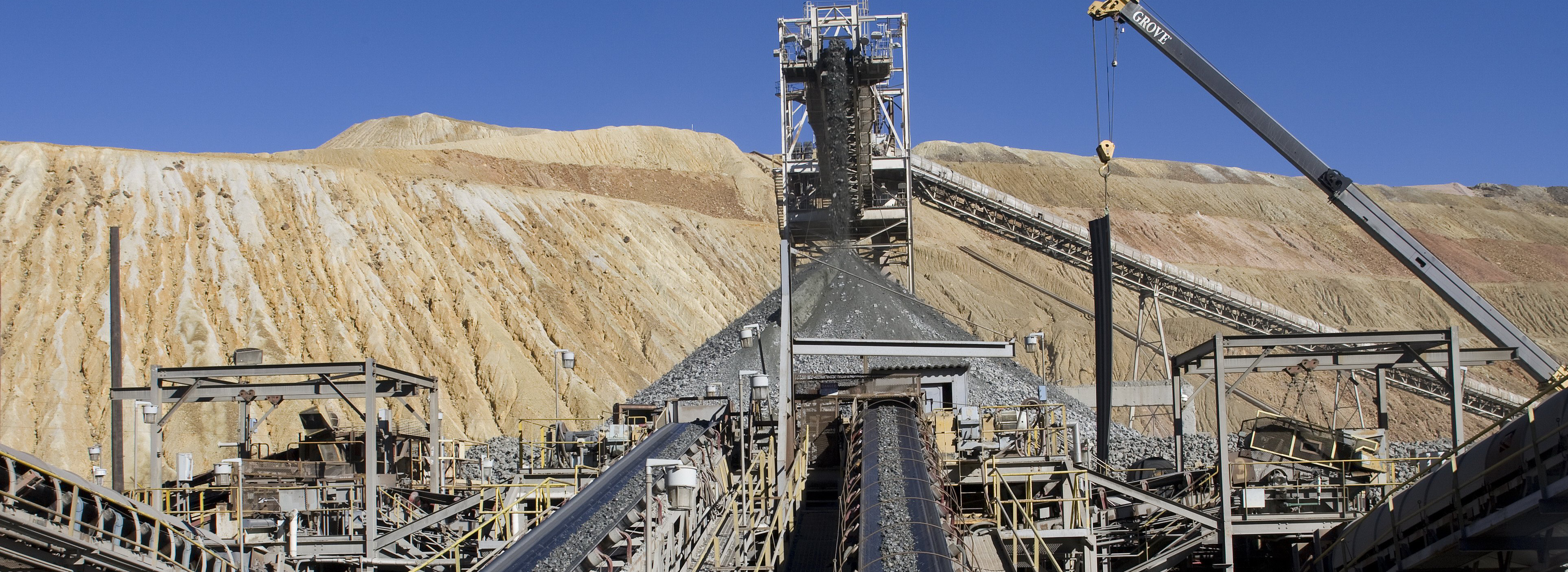 New Mexico Copper Mining Rules Creation Process