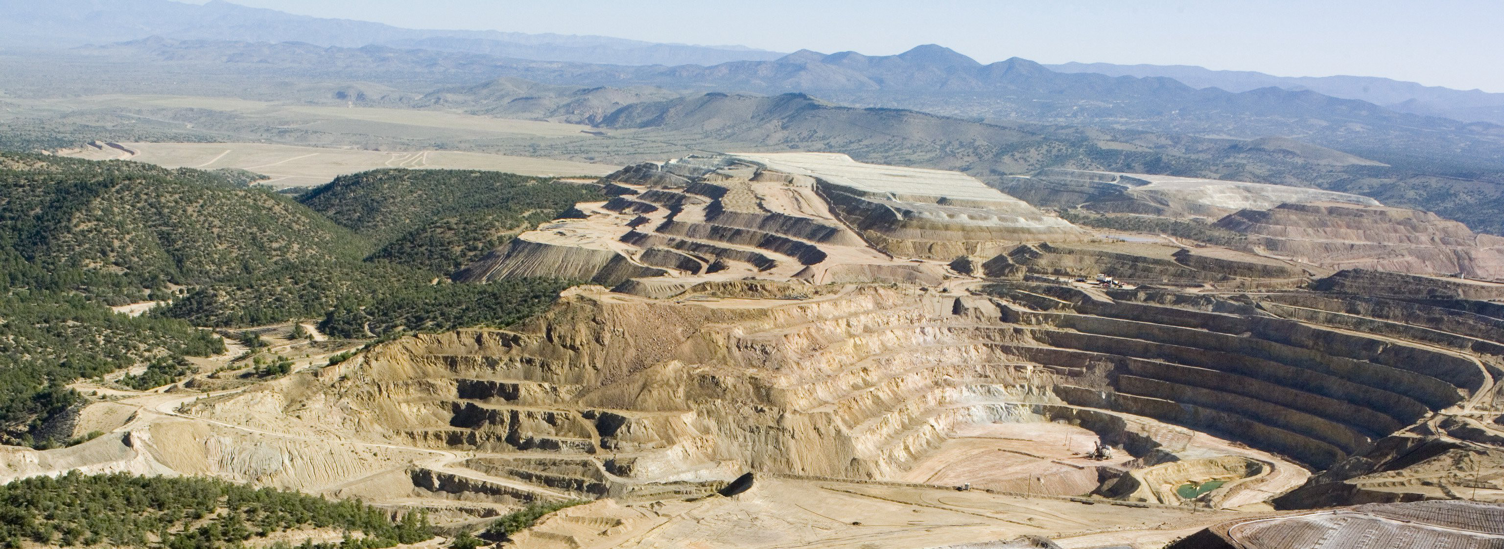 Cobre Mine, New Mexico